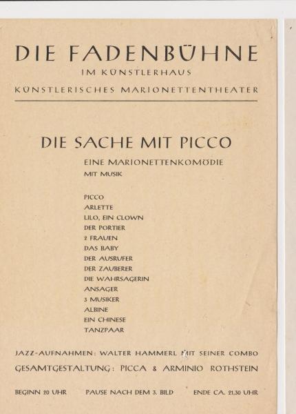 Die Sache mit Picco