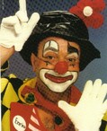 Clown Enrico Heinz Zuber