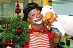 Clown Enrico und Mimi
