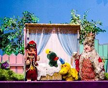 Kasperl und Buffi: Das Zauberhimmelbett