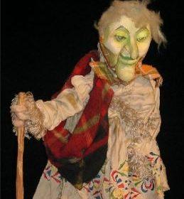 Die gute Hexe Trudi