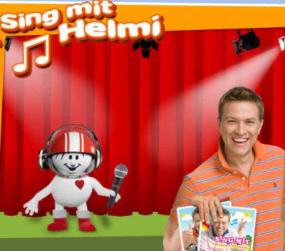 Helmi singt mit Robert Steiner