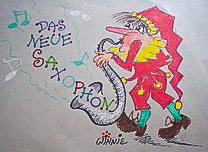 Zeichnung von Winnie Jakob