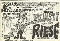 Theater Arlequin Wien: Wichtelgeschichten mit Zwerg Bumsti