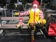 Der kleine und der große Ronald