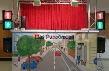 Puppomobil Bühne ab 2011