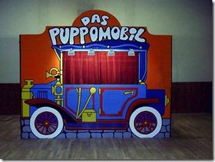 Alte Puppomobil Bühne bis 2011