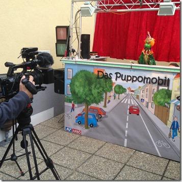 """Puppomobil im ORF """"Daheim in Österreich"""""""