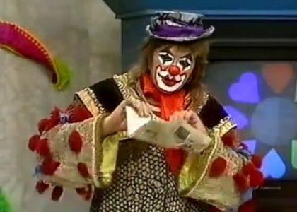 Clown Habakuk und Stadtgans Mimi
