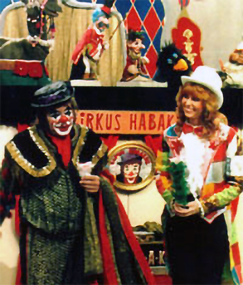 Clown Habakuks Puppenzirkus mit Miss Lee (Mag. Barbara Prewein)