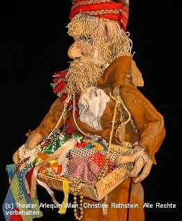 Der Wanderhändler, Karl Brandlkramer