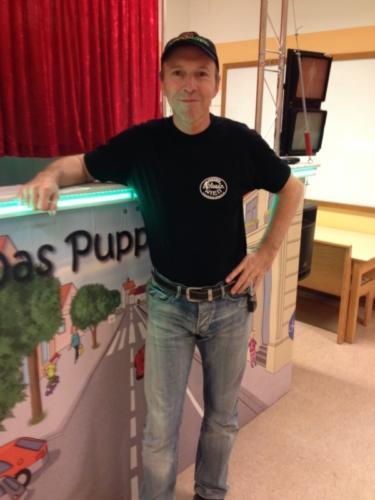 Puppomobil Team-Shirt